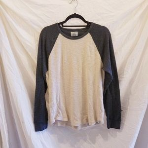 LUCKY BRAND 100% Cotton Thermal Shirt